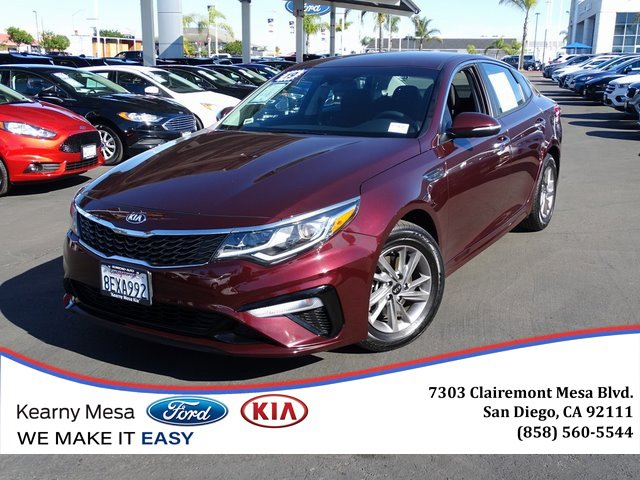 Used 2019 KIA Optima in Chula Vista, CA