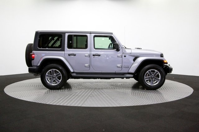 2019 Jeep Wrangler Unlimited for sale 124006 40