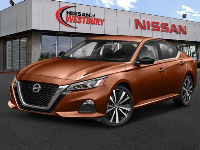 2021 Nissan Altima 2.5 SR 2.5 SR AWD Sedan Regular Unleaded I-4 2.5 L/152 [14]