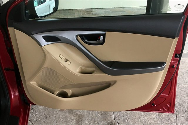 Used 2013 Hyundai Elantra 4dr Sdn Auto GLS PZEV (Ulsan Plant)