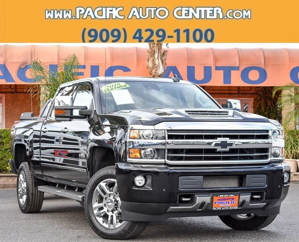 Used 2018 Chevrolet Silverado 2500HD in Fontana, CA