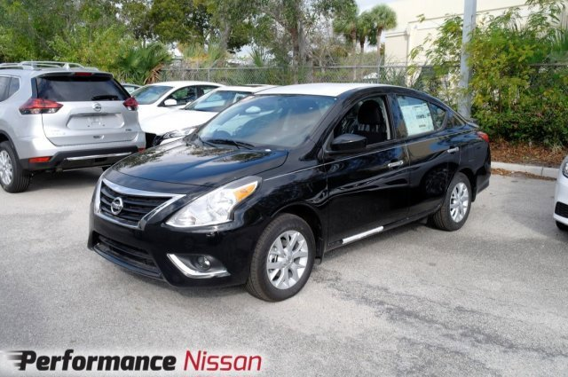 New 2019 Nissan Versa in Pompano Beach, FL