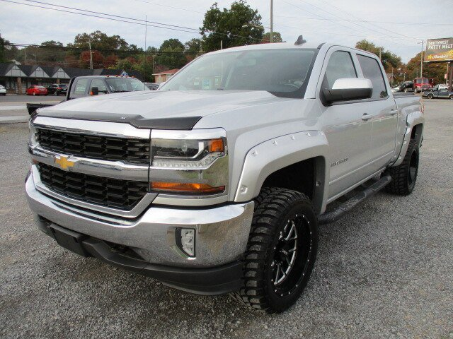 Used 2016 Chevrolet Silverado 1500 in Fort Payne, AL