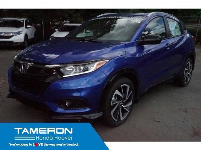 New 2019 Honda HR-V in Birmingham, AL