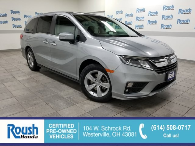 Used 2018 Honda Odyssey in Westerville, OH