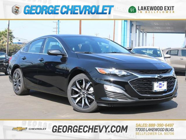 2021 Chevrolet Malibu RS 4dr Sdn RS Turbocharged Gas I4 1.5L/91 [9]