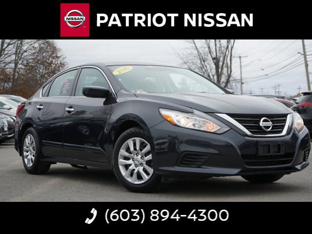 Used 2016 Nissan Altima in Salem, NH