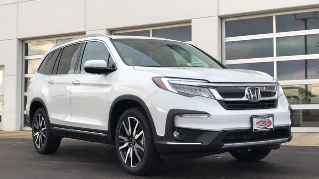 New 2020 Honda Pilot in Elgin, IL