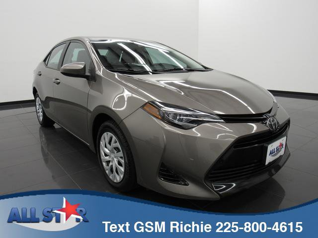 Used 2018 Toyota Corolla in Baton Rouge, LA