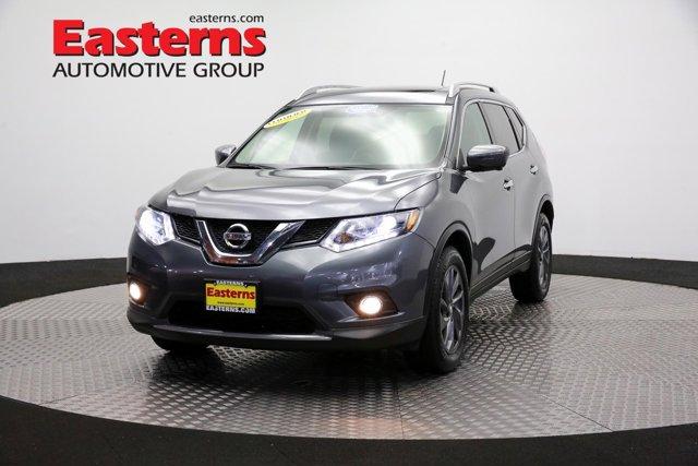 2016 Nissan Rogue SL Premium Sport Utility