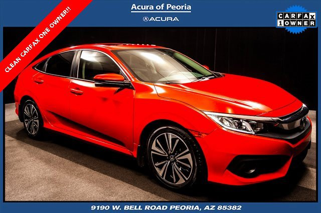 Used 2016 Honda Civic Sedan in , AZ