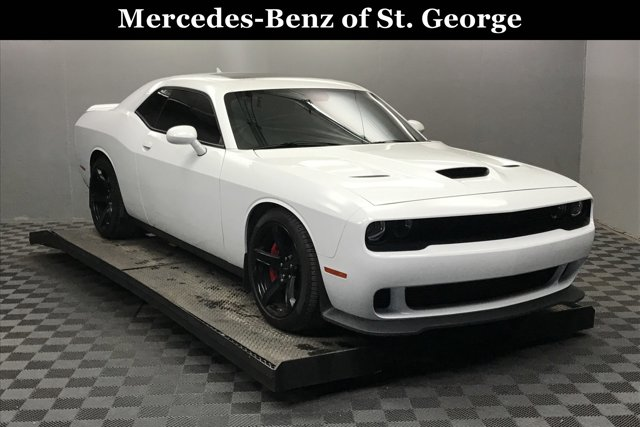 Used 2017 Dodge Challenger SRT Hellcat Coupe