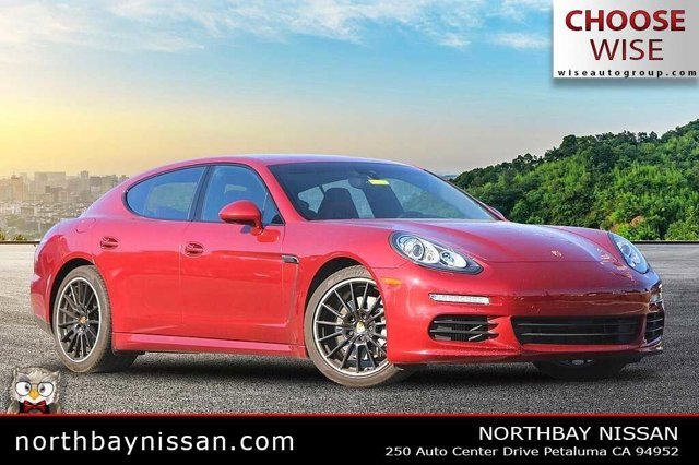 2016 Porsche Panamera 4S 4dr HB 4S Twin Turbo Premium Unleaded V-6 3.0 L/183 [0]