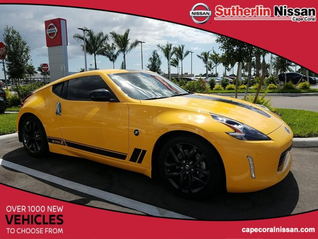 Used 2018 Nissan 370z in Fort Myers, FL