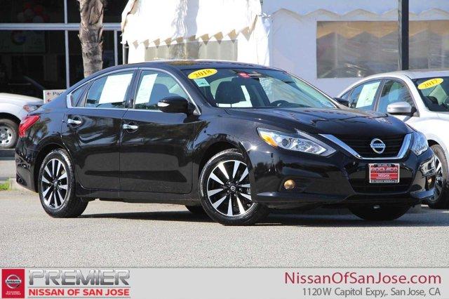 Used 2018 Nissan Altima in San Jose, CA
