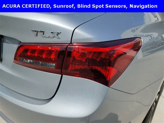 Used 2017 Acura TLX in Lakeland, FL