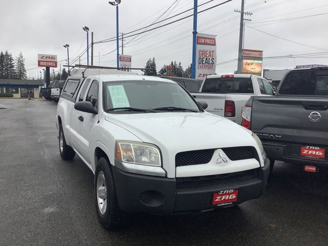 Used 2006 Mitsubishi Raider Ext Cab V6 Manual LS