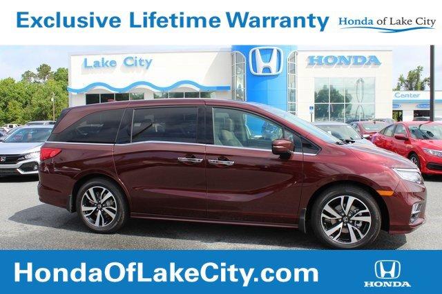 New 2019 Honda Odyssey in Lake City, FL