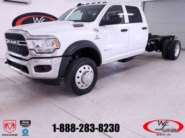 New 2019 Ram 5500 Chassis Cab in Baxley, GA