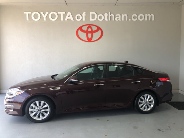 Used 2018 KIA Optima in Dothan & Enterprise, AL