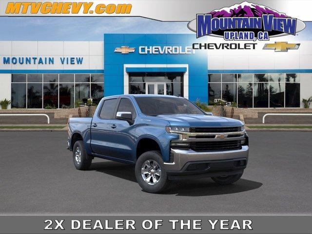 "2021 Chevrolet Silverado 1500 LT 2WD Crew Cab 147"" LT Gas V8 5.3L/325 [1]"