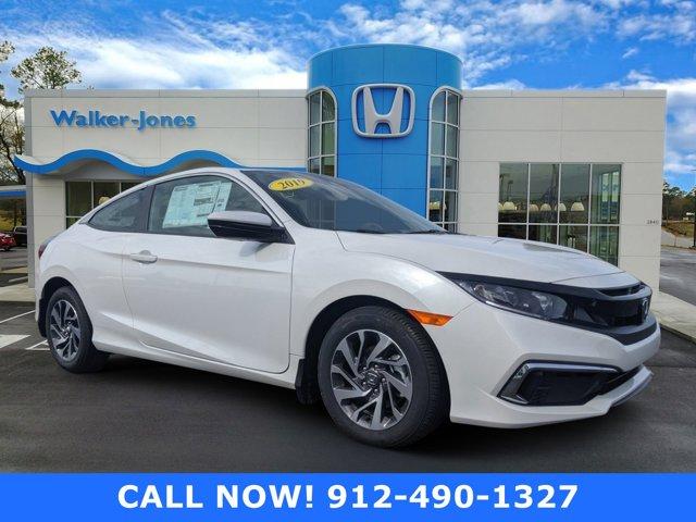 New 2019 Honda Civic Coupe in Waycross, GA