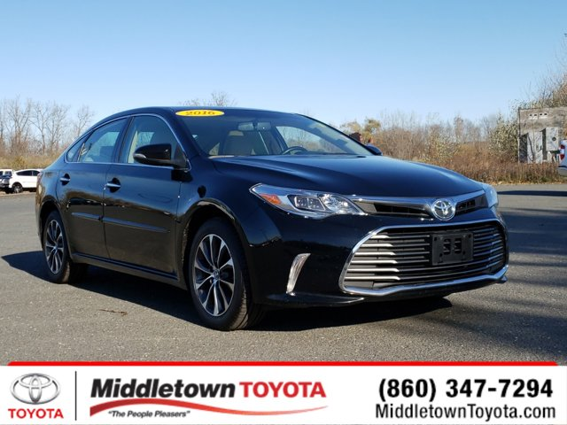Used 2016 Toyota Avalon in Middletown, CT