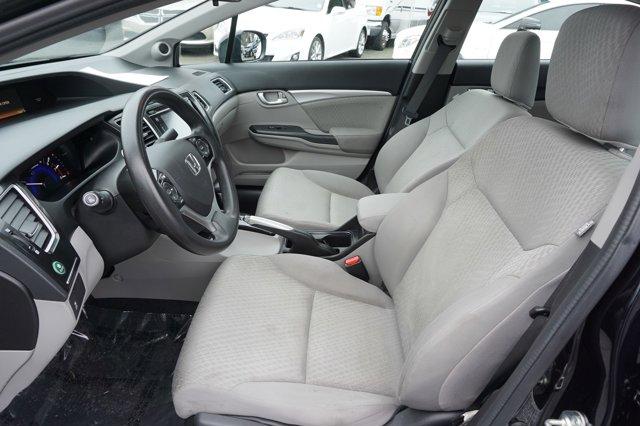 Used 2015 Honda Civic Sedan 4dr CVT EX