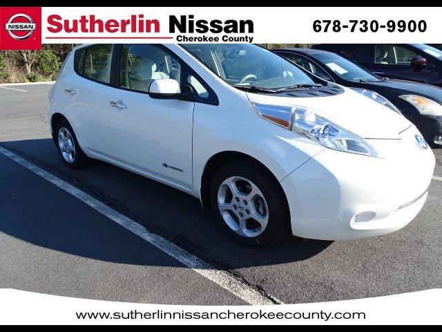 Used 2013 Nissan LEAF in Holly Springs, GA