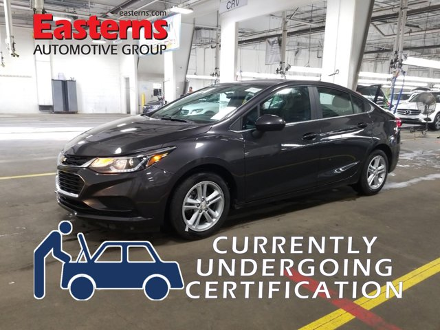 2017 Chevrolet Cruze for sale 124660 0
