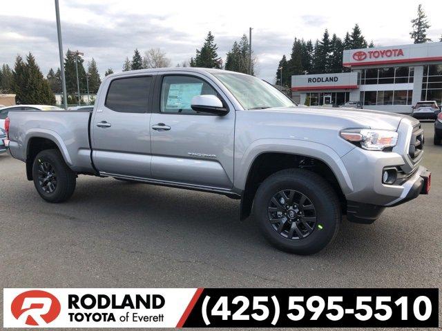 New 2020 Toyota Tacoma in Everett, WA