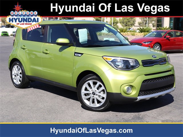 2017 Kia Soul + + Auto Regular Unleaded I-4 2.0 L/122 [5]