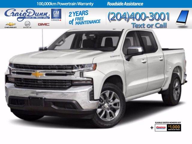 2021 Chevrolet Silverado 1500 LTZ 4WD Crew Cab 147″ LTZ Gas V8 6.2L/376 [0]