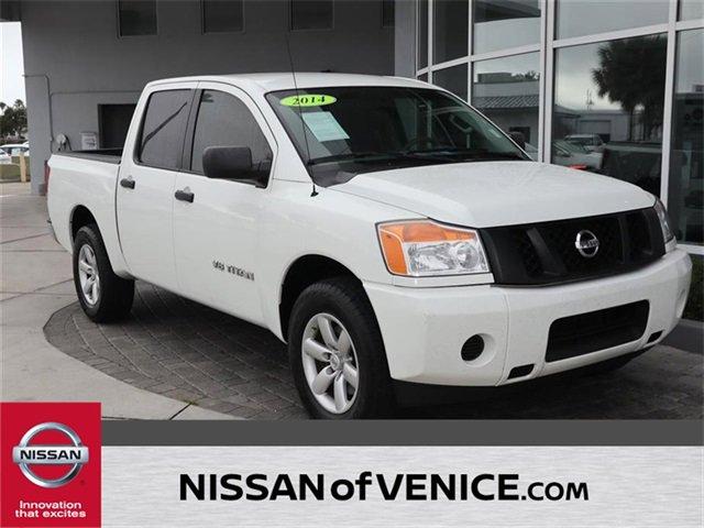 2014 Nissan Titan S