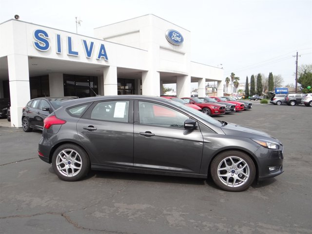 New 2015 Ford Focus 5dr HB SE