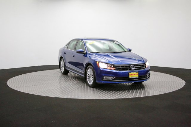 2016 Volkswagen Passat for sale 122790 47
