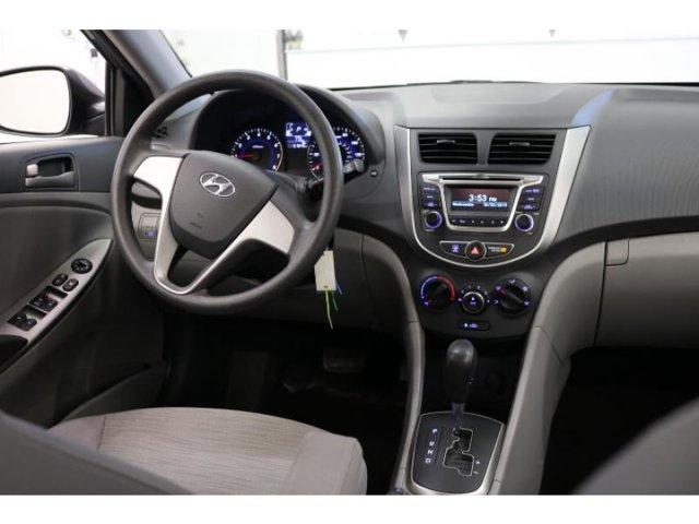 2017 Hyundai Accent GLS photo