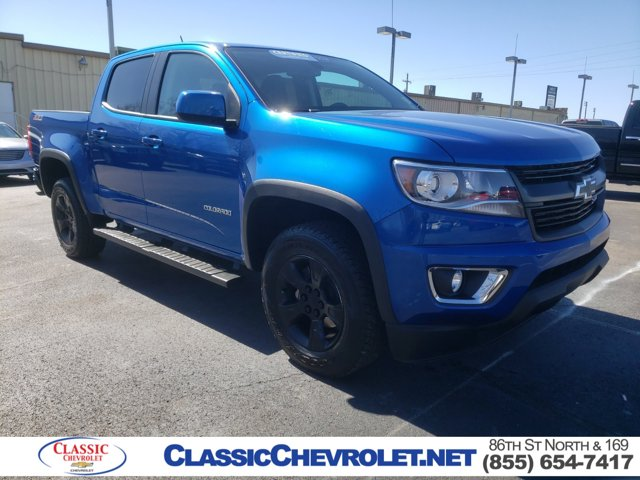 Used 2018 Chevrolet Colorado in Owasso, OK