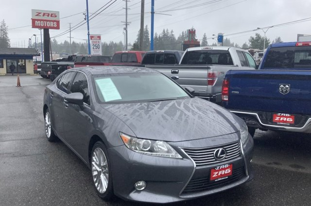 Used 2015 Lexus ES 350 4dr Sdn Crafted Line