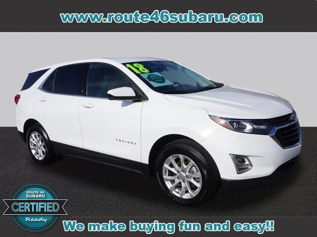 Used 2018 Chevrolet Equinox in Little Falls, NJ