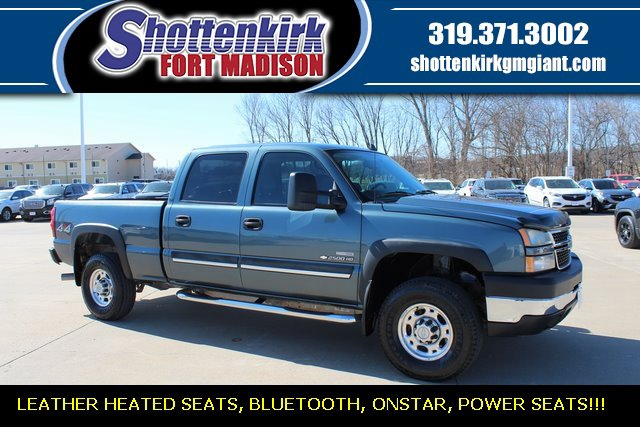 Used 2007 Chevrolet Silverado 2500HD Classic in Fort Madison, IA