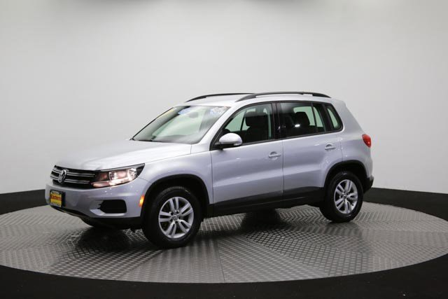 2017 Volkswagen Tiguan for sale 122838 50