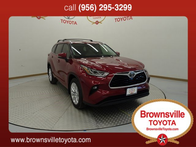 New 2020 Toyota Highlander in Brownsville, TX