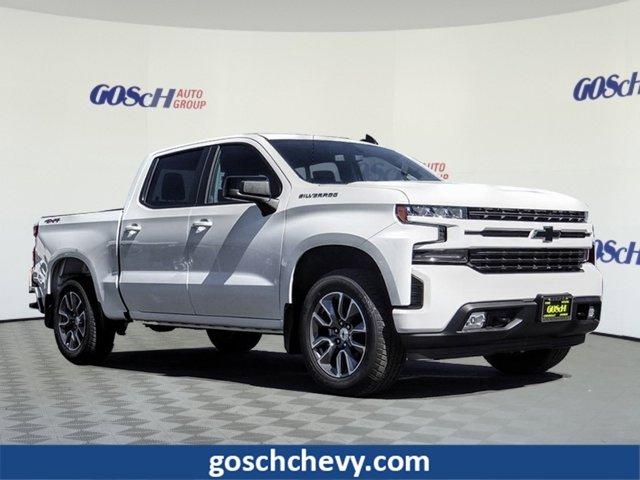 New 2020 Chevrolet Silverado 1500 in Hemet, CA