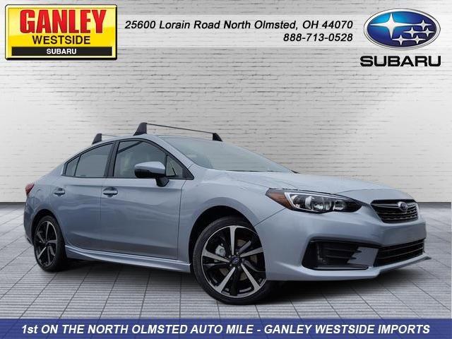 New 2020 Subaru Impreza in Cleveland, OH