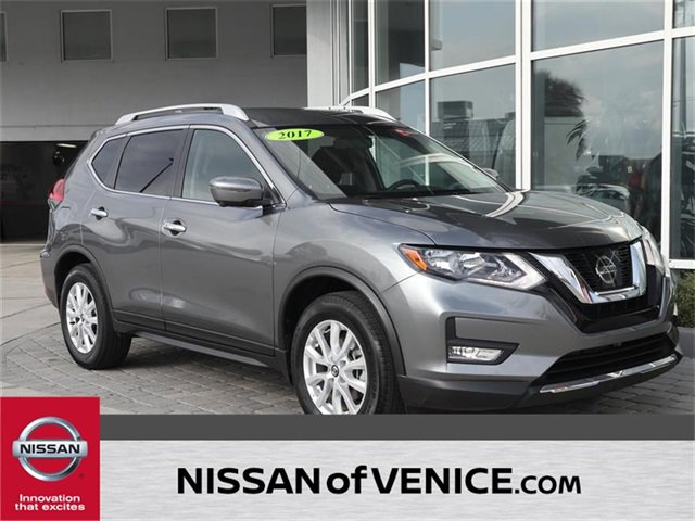 Used 2017 Nissan Rogue in Venice, FL