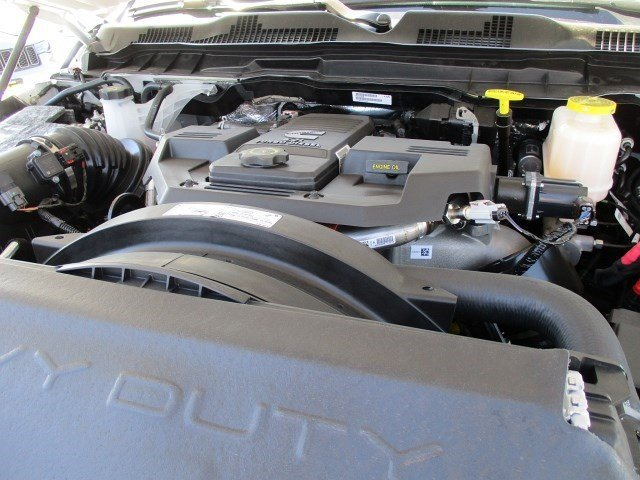 New 2017 Ram 5500 Chassis Cab Tradesman 4x2 Reg Cab 108 CA 192.5 WB