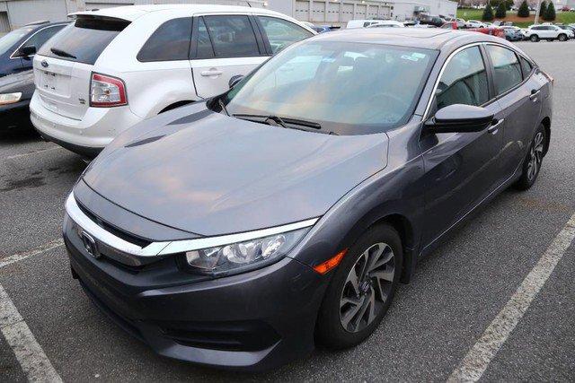 Used 2017 Honda Civic Sedan in High Point, NC