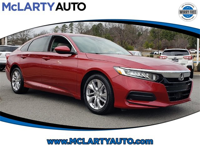 Used 2018 Honda Accord Sedan in Little Rock, AR