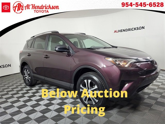 Used 2017 Toyota RAV4 in Coconut Creek, FL